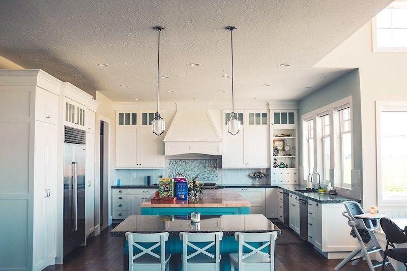 gezellige keuken